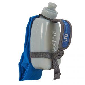 Ultimate Direction FastDraw 300 Water Bottle & Handheld Storage & Phone Case - UD Blue