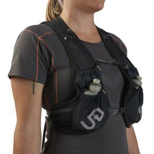 Ultimate Direction Marathon Vest V2 - Onyx - Model Front