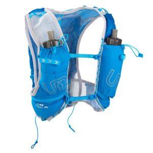 Ultimate Direction Ultra Vest 5.0 - Mens Running Vest - Signature Blue - Front
