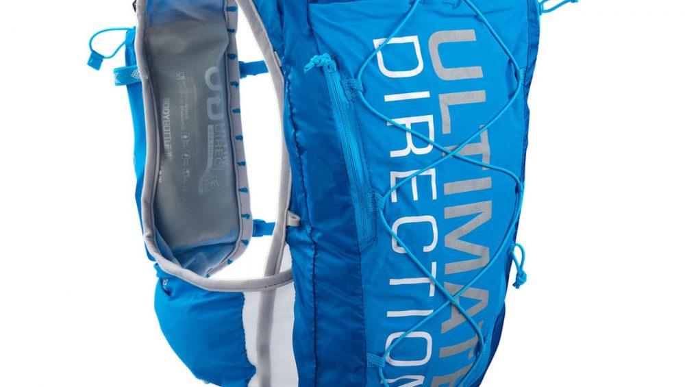 Ultimate Direction Ultra Vest 5.0 - Mens Running Vest - Signature Blue