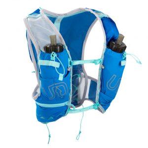 Ultimate Direction Ultra Vesta 5.0 - Running Vest for Women - Signature Blue - Front