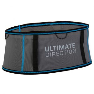Ultimate Direction Utility Belt Running Waistbelt - Water & Phone Storage - Onyx