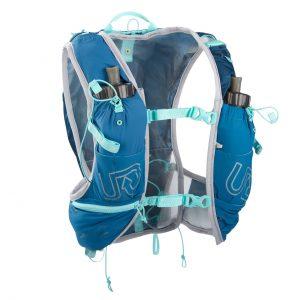 Ultimate Direction Mountain Vesta 5.0 - Running, Hiking, Climbing Vest for Women - Dusk - Front