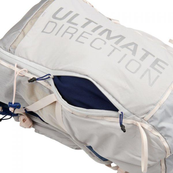 Ultimate Direction FASTPACKHER 20 - 20L Running Backpack for Women - Mist - Zip