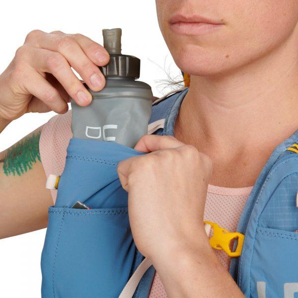 Ultimate Direction FASTPACKHER 30 - 30L Running Backpack for Women - Fog - Hydration