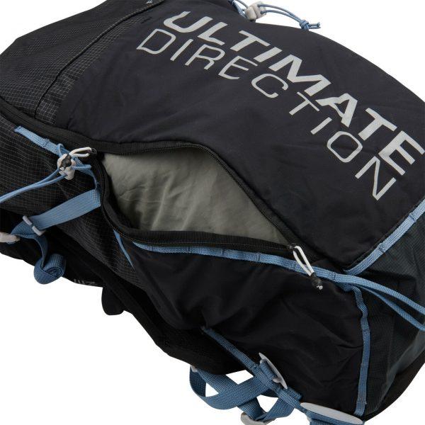 Ultimate Direction FASTPACK 20 - 20L Running Backpack - Black - Pocket