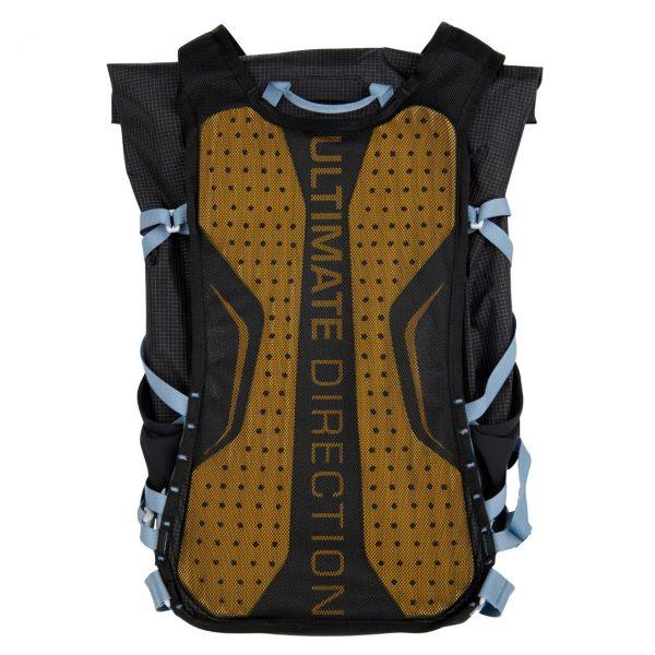 Ultimate Direction FASTPACK 20 - 20L Running Backpack - Black - Back Support