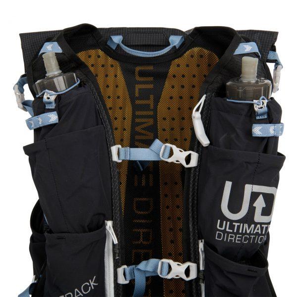 Ultimate Direction FASTPACK 20 - 20L Running Backpack - Black - Front