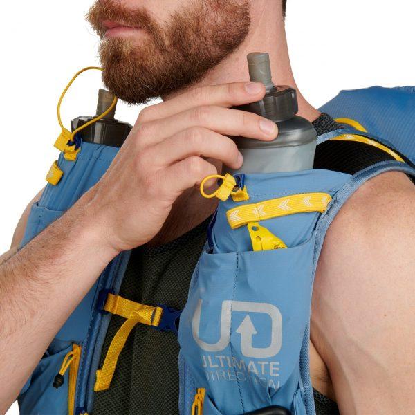 Ultimate Direction FASTPACK 30 - 30L Running Backpack - Fog - Hydration