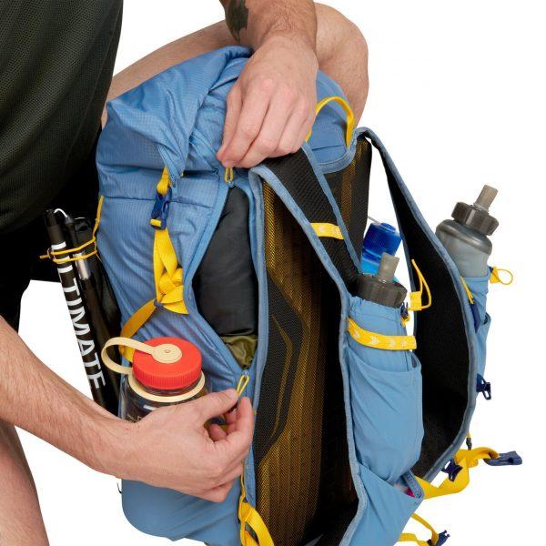 Ultimate Direction FASTPACK 30 - 30L Running Backpack - Fog - Storage