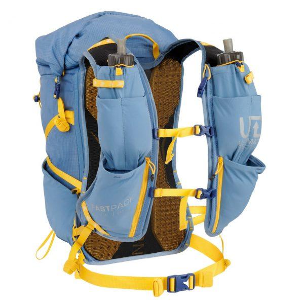 Ultimate Direction FASTPACK 30 - 30L Running Backpack - Fog - Straps