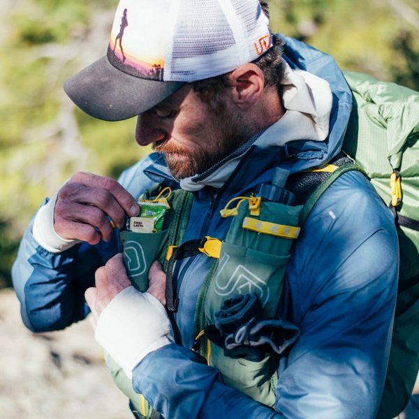 Ultimate Direction FASTPACK 40 - 40L Running Backpack - Spruce - Photoshoot