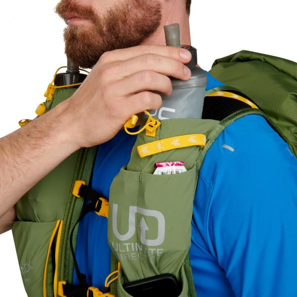 Ultimate Direction FASTPACK 40 - 40L Running Backpack - Spruce - Hydration