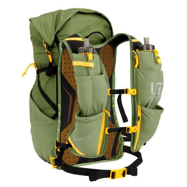 Ultimate Direction FASTPACK 40 - 40L Running Backpack - Spruce - Straps