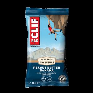 Clif Bar - Original Energy Bar - Peanut Butter & Banana 68g