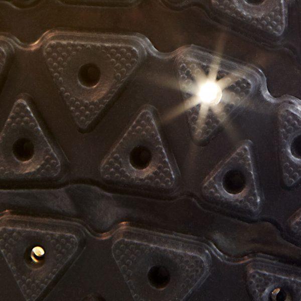 Vibram FiveFingers Mens V-AQUA Minimalist Water Shoe - Grey - Sole
