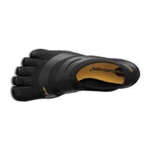 Vibram FiveFingers Mens EL-X Minimalist Shoes - Black - Top